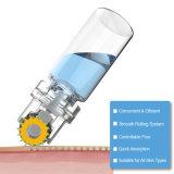 Nieuwe Hydraroller 64 de Gouden Fles van het Instrument van het Serum van de Rol van Micro- Derma van de Naald voor Hyaluronic Zuur