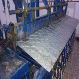Frontière de sécurité de treillis métallique de diamant de fil de Galfan
