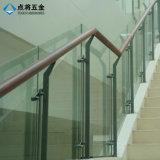 Balaustre modificado para requisitos particulares del acero inoxidable del diseño moderno para la escalera