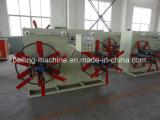 Máquina de enrolamento da tubulação dos PP da estação/rolo dobro