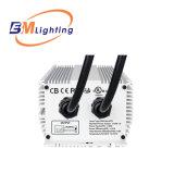 De installatie kweekt Zaal kweekt Lamp van 315 Watts van Lichten CMH 630W de Dubbele met Dimmer 0-10V en Controle Remoted