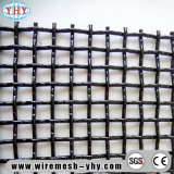 aço 55 de 25mm que abre o engranzamento de fio de aço flexível
