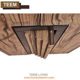 鋭い木製の拡張可能なダイニングテーブルデザイン