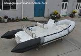 販売のためのLiya 4.3m-5.2mの肋骨のボートのHypalonの堅く膨脹可能なボート