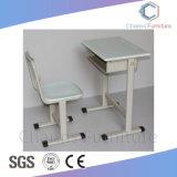 白調節可能な学生のチェアーテーブルの学校家具(CAS-SD1821)