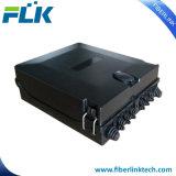 FTTH FTTX pólo montado na parede da caixa de distribuição de Fibra Óptica Gabinete da rede de acesso do aplicativo para Interior/Exterior