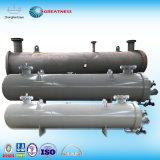 China promocional Shell ASME Industrial de vasos de pressão e o tubo do permutador de calor com boa qualidade