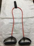 Cordon en caoutchouc élastique de tube de résistance de force différente de prix usine avec l'attache de porte