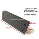 Sicherheits-Lösungen für Gewehr-Magnet verborgenen Gewehr-magnetischen Halter mit zwei runden Magneten