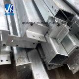 Гальванизированный Prefabrication сварки сегменте панельного домостроения структурных изготовлен из стали строительные материалы