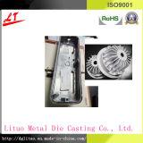 Het Afgietsel van de Matrijs van het aluminium voor LEIDENE van het Gazon Lamp met Watterproof