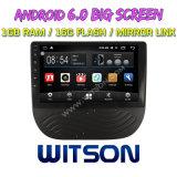 """Grand écran 9"""" Witson Android 6.0 DVD de voiture pour Chevrolet Malibu XL (basse) 2016"""