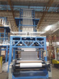 Ab / ABA 2 couches Machine de soufflage Co-Extrusion Film
