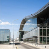 PVDF léger en aluminium haute rigidité Panneaux d'Honeycomb pour bus de moteur