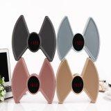 Специальный громкоговоритель Bluetooth в форме бабочки будильник динамика продаж с возможностью горячей замены