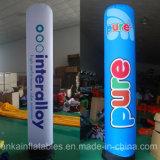 Caso o Formato Personalizado Cone inflável com luz LED para decoração