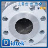 Didtekのレンチが付いている柔らかいシールのステンレス鋼の浮遊球弁は動作する