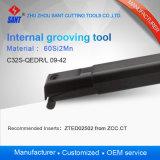 Interna indexables herramientas ranurar C32s-Qedr09-42