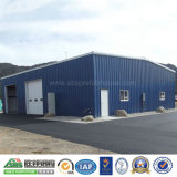 低価格の鉄骨フレームの倉庫の建物