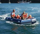 Liya 2-7m barato PVC inflable plegable fabricantes de Barcos