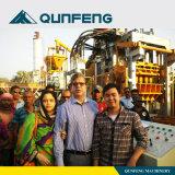 Qunfengのブロック機械は500mmの高さのブロックを作ることができる