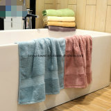 Custom-Made satén de algodón Toallas para adultos con una toalla gruesa de baño
