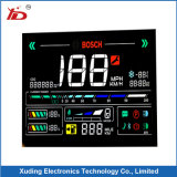 128*64stn de blauwe LCD Karakters en Grafiek Moudle van het Radertje van de Vertoning