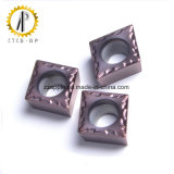 Tungsten carbide material Cutting Inserts with High Machining Precision