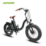 كهربائيّة ثني درّاجة مؤخّرة محرّك كهربائيّة درّاجة لأنّ 20 '' مصغّرة ثني كهربائيّة درّاجة [إ] درّاجة