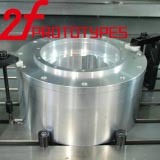 Aluminium de usinage de commande numérique par ordinateur de haute précision d'OEM, laiton, pièces de fraisage de rotation de l'acier Part/CNC