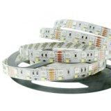 doppio indicatore luminoso del nastro di riga LED di 5050RGB/2835W 12V