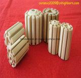 Aislante eléctrico cordierita calentador de bobina de cerámica