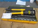 Mini y Smart Engarzadora hidráulico Hhy-400A