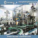 Производственная установка разливая по бутылкам машины стеклянной бутылки питья соды вполне заполняя