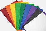 Corrugated лист ЕВА, покрашенный лист ЕВА с текстурой