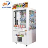 El juego de arcade de monedas de la máquina funciona la tarjeta Maestro de clave máquina expendedora de regalo