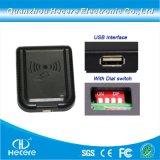 De veelvoudige Lezer RFID van de Schakelaar van de ONDERDOMPELING van het Formaat van Gegevens 125kHz voor Tk4100 Em4200