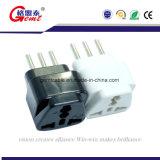 Adaptador elétrico do universal do plugue do cobre do PC