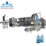 Die 5 Gallonen-Flaschen-Wasser-Produktionszweig mit Cer-Markierung beenden