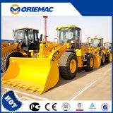 판매를 위한 XCMG 기술설계 & 건축기계 5ton 바퀴 로더 Zl50gn