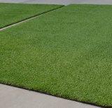 Hierba Anti-ULTRAVIOLETA de interior y al aire libre del sintético del jardín que ajardina