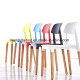 Наращиваемые коммутаторы пластиковый стул Бук деревянной ногой