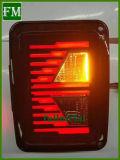 지프 논쟁자 Jk를 위한 자동 LED 테일 빛 램프 아시리아