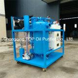 Máquina de la purificación de petróleo de lubricante de la turbina de la serie de Ty