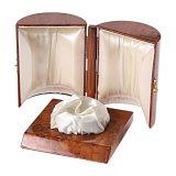Gefäß-hölzerne persönliche Sorgfalt, gedruckte Verfassung, kosmetischer Verpackungs-Duftstoff-Kasten