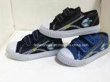 カスタマイズされたHotsaleはからかう注入のキャンバスの偶然の製靴工場(FHH1206-16)を