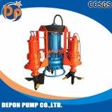 Sumergible hidráulico papilla arena juego de la bomba de agua