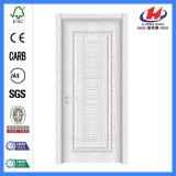 Porte composée de mélamine de Prehung de panneau texturisé