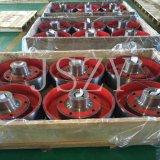 Elastische Pin-Kupplung mit Bremsen-Rad