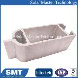 Venta caliente de aleación de aluminio Perfil de extrusión para Decrosion rampa/edificio/industriales